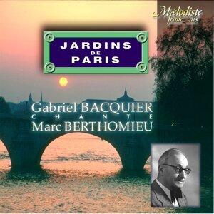 Gabriel Bacquier 歌手頭像