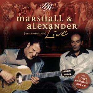 Marshall & Alexander (M&A美聲雙人組) 歌手頭像