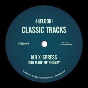MD X-Spress 歌手頭像