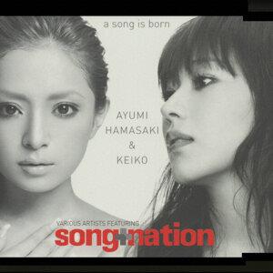 濱崎步+Keiko (Ayumi Hamasaki+Keiko) 歌手頭像