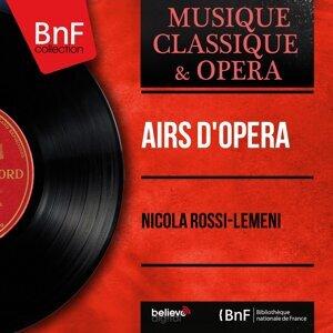 Nicola Rossi-Lemeni 歌手頭像