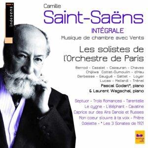 Orchestre De Paris (巴黎管弦樂團) 歌手頭像