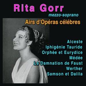 Rita Gorr 歌手頭像