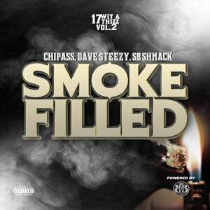 Chippas, Dave Steezy, SB Shmack Artist photo