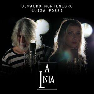 Oswando Montenegro & Luiza Possi Artist photo
