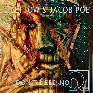 J Lettow, Jacob Poe Artist photo