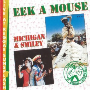 Eek-A-Mouse, Michigan & Smiley Artist photo