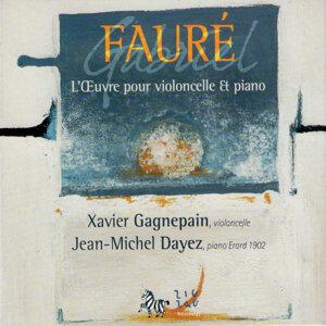 Xavier Gagnepain, Jean-Michel Dayez Artist photo