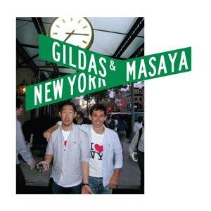 Gidas, Masaya Artist photo