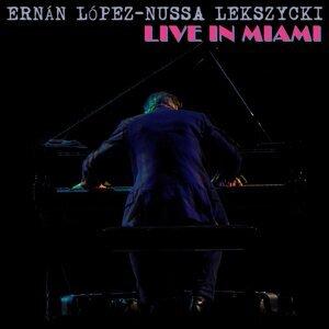 Ernan Lopez-Nussa Lekszycki Artist photo