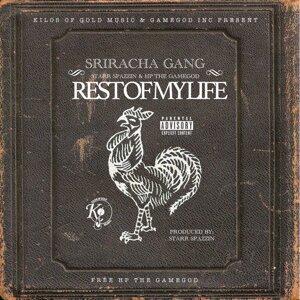 Sriracha Gang, Starr Spazzin, Hp the GameGod Artist photo