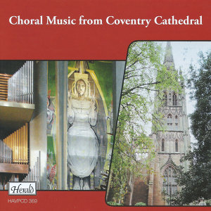 The Choirs of Coventry Cathedral, Kerry Beaumont, Alistair Reid Artist photo