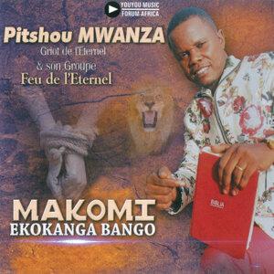 Pitshou Mwanza, Feu de l'Eternel Artist photo