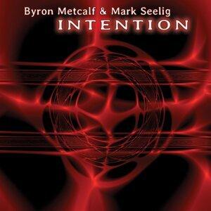 Byron Metcalf & Mark Seelig Artist photo