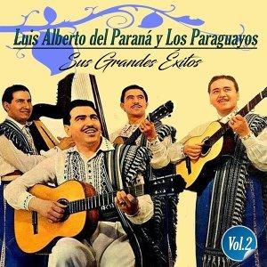 Luis Alberto Del Paraná Y Los Paraguayos Artist photo