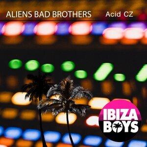 Aliens Bad Brothers Artist photo