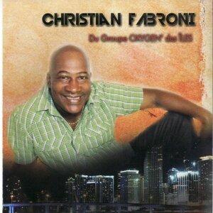Christian Fabroni Artist photo