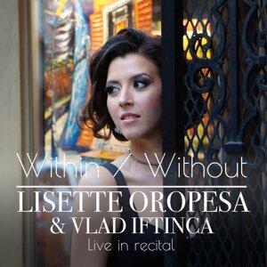 Lisette Oropesa & Vlad Iftinca Artist photo