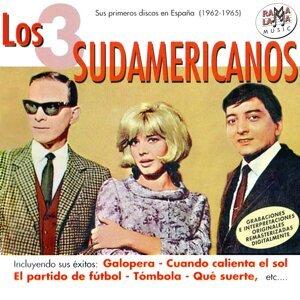 Los Tres Sudamericanos Artist photo