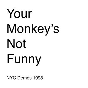 Your Monkey's Not Funny Artist photo