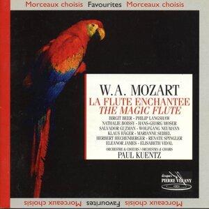 Orchestre Paul Kuentz, Elisabeth Vidal, Klaus Häger, Paul Kuentz Artist photo
