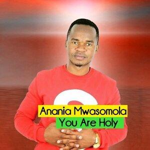Anania Mwasomola Artist photo