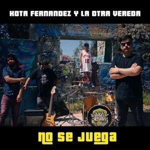 Kota Fernández y la Otra Vereda Artist photo