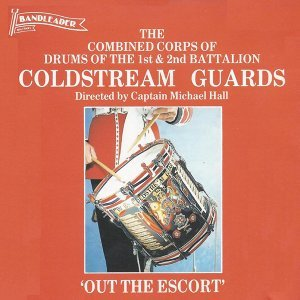 Coldstream Guards Corps of Drums Artist photo