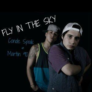 Conde Spaik Feat. Martin 90 Artist photo