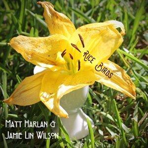 Matt Harlan, Jamie Lin Wilson Artist photo