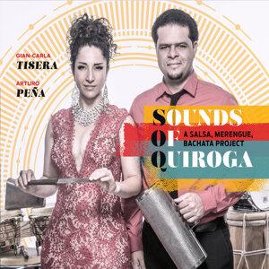 Gian-Carla Tisera, Arturo Pena Artist photo