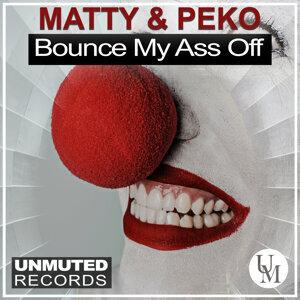 Matty & Peko Artist photo
