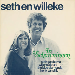 Seth Gaaikema, Willeke Alberti, The Blue Diamonds Artist photo