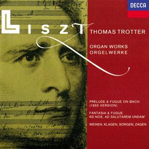 Thomas Trotter 歌手頭像