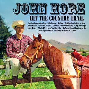 John Hore Artist photo