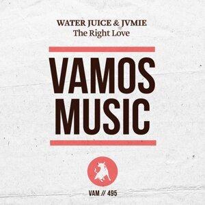 Water Juice, JVMIE Artist photo
