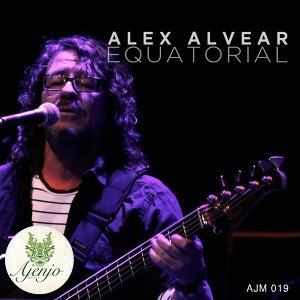 Alex Alvear Artist photo