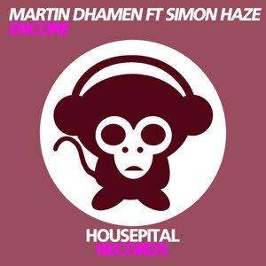Martin Dhamen featuring Simon Haze Artist photo