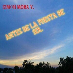 Simón Jesús Mora, Simón Mora V. Artist photo