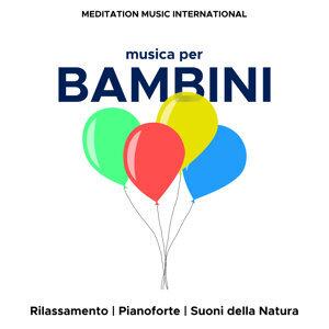 Musica New Age Radio & Scuola di Concentrazione & Solo Piano Artist photo