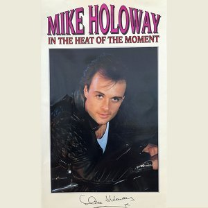 Mike Holoway Artist photo