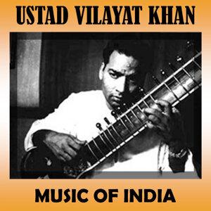 Ustad Vilayat Khan 歌手頭像