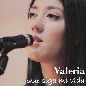 Valeria 歌手頭像