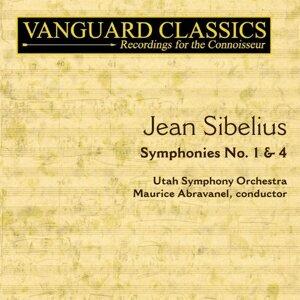 Maurice Abravanel & Utah Symphony Orchestra Artist photo