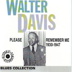 Walter Davis 歌手頭像