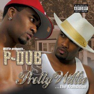 P-Dub, Pretty Willie Artist photo