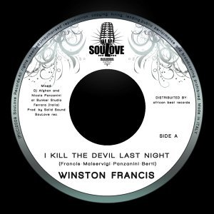 WINSTON FRANCIS 歌手頭像