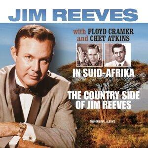 Jim Reeves, Floyd Cramer, Chet Atkins Artist photo