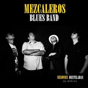Mezcaleros Blues Band Artist photo