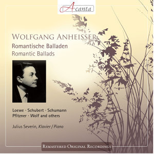 Wolfgang Anheisser 歌手頭像
